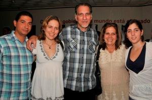 La Jornada contra la Homofobia está dedicada a la familia cubana.