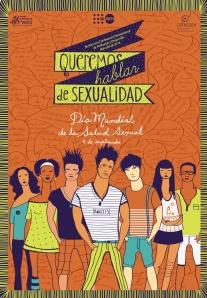 Afiche Día Mundial de Salud Sexual