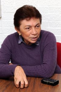Gloria Careaga, co-secretaria general de Ilga.