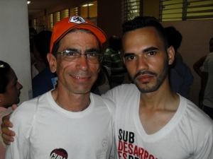 Con Claudio
