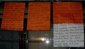 Mensajes de la familia a su patriarca que murió a los 90 años...
