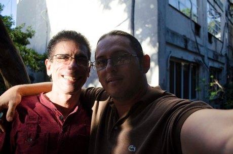 Con Julio César, el Coca