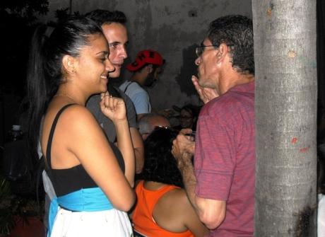 Dianelis y Fernandito, mis amorosos guajiros de Alamar