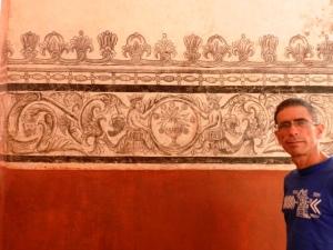 Rasgos de la cultura prehispánica aportaron gran belleza a claustros y templos coloniales en México...