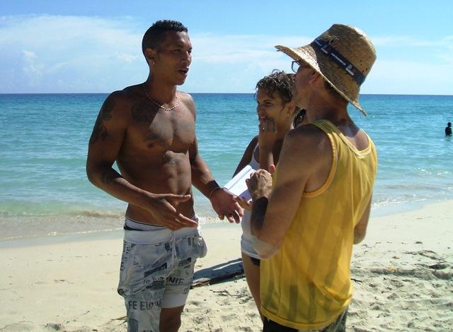 Playa gay cabrera