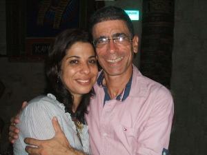 Cariñosa como siempre, me volví a encontrar con Elaine en el III Encuentro de las Redes Sociales Comunitarias vinculadas al Centro Nacional de Educación Sexual, la semana pasada en Pinar del Río.