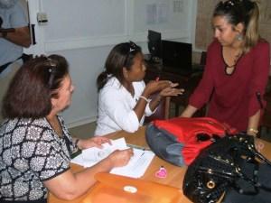 Foto interactivo online en Trabajadores, 11 de mayo.