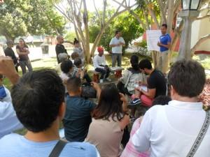 Más de 30 activistas intercambiamos experiencias este fin de semana en Matanzas,