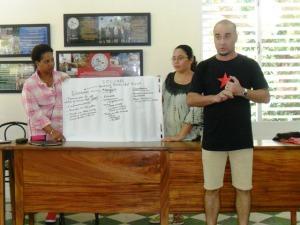 El doctor Alberto Roque, amigo a quien debo en buena parte mis inicios como activista.